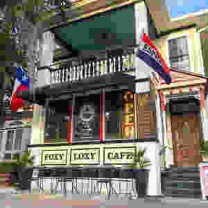 Savannah coffee shop