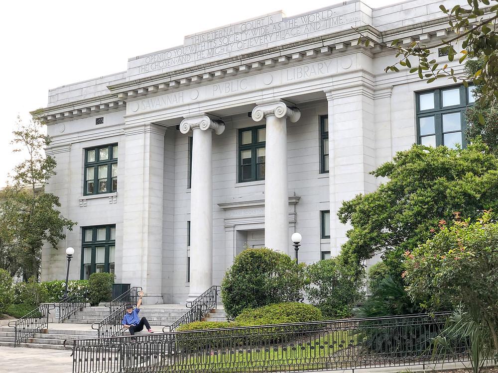 Historic public library