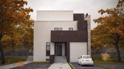 BRANKOW house