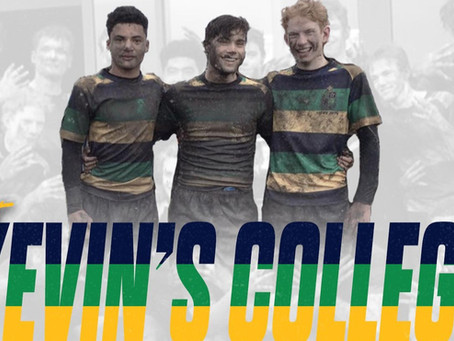 St Kevin's College Sweep the VSRU