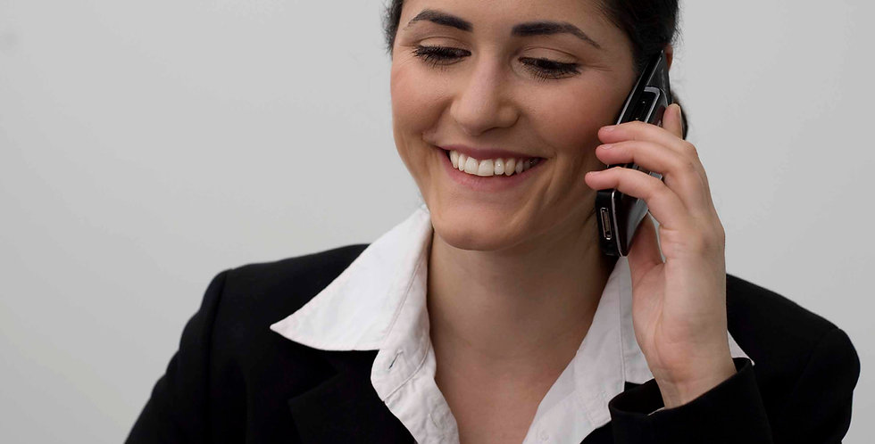 Telephone Coaching Session