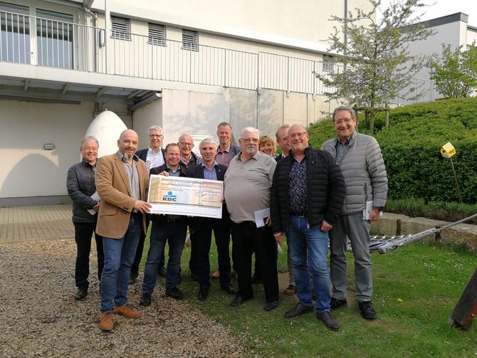 10.000 Euro für ZFP Schüler