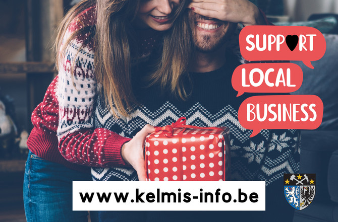Gemeinde Kelmis - Unterstützung der nicht essenziellen Geschäfte