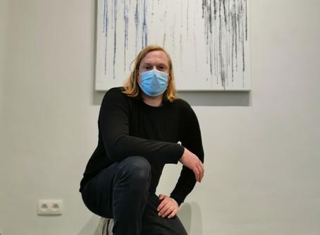 Expo von Kölner Künstler Steffen Ademmer zur Kelmiser Geschichte