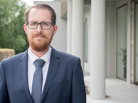 """Jérôme Franssen neuer Präsident der CSP: """"Wollen weiter Mitmach-Partei sein"""""""