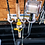 Thumbnail: (Item#: FC004) Small Ceiling/Wall Mount Fishing Rod Rack