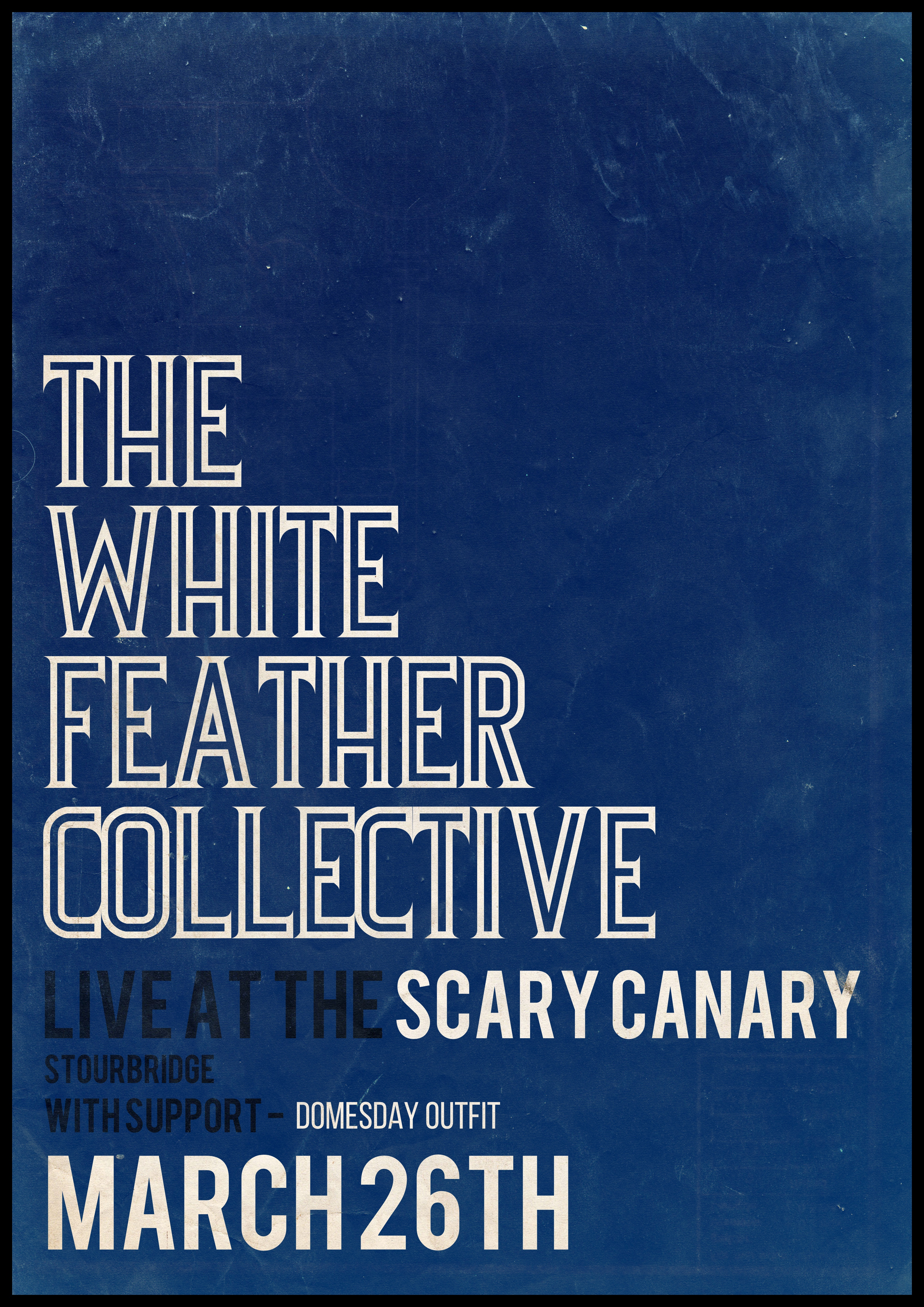 Scary Canary march 26h