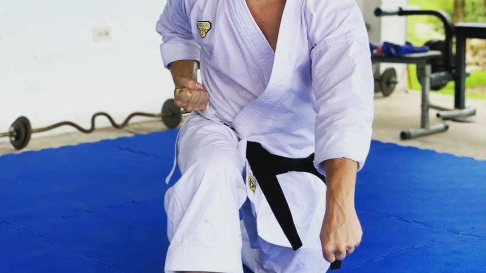 Karategi Kata Gold