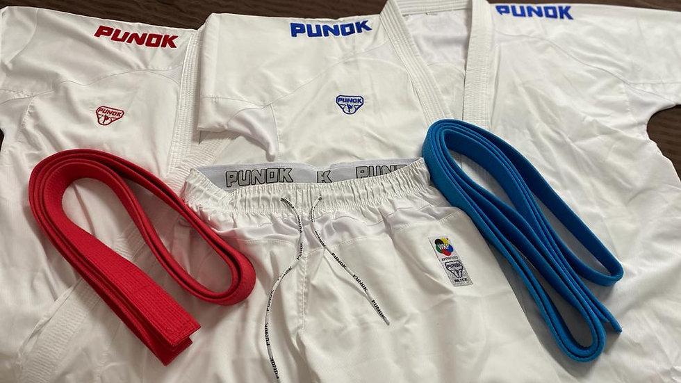 Karategi para Kumite Alta Competición 2 Chaquetillas