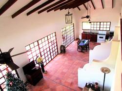 kitchen den
