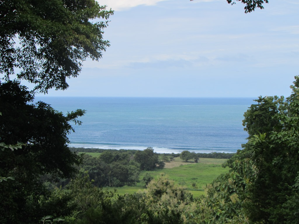Hermosa Costa Rica views