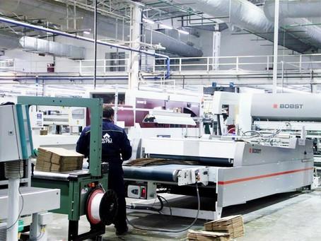 Компания BOBST поставит оборудование для Ульяновского филиала «Архбум»