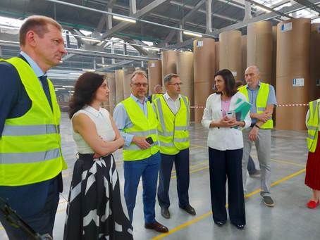 АО «АРХБУМ» запустит I очередь нового завода в Ульяновске в начале сентября 2021 г.
