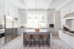Kirksey Homes custom kitchen.