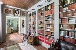 Kirksey Homes custom library.