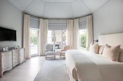 Kirksey Homes custom bedroom.