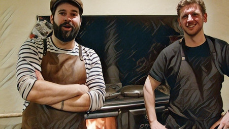 Guest Chef Evening: Julian Tailluer & Timothy Laight