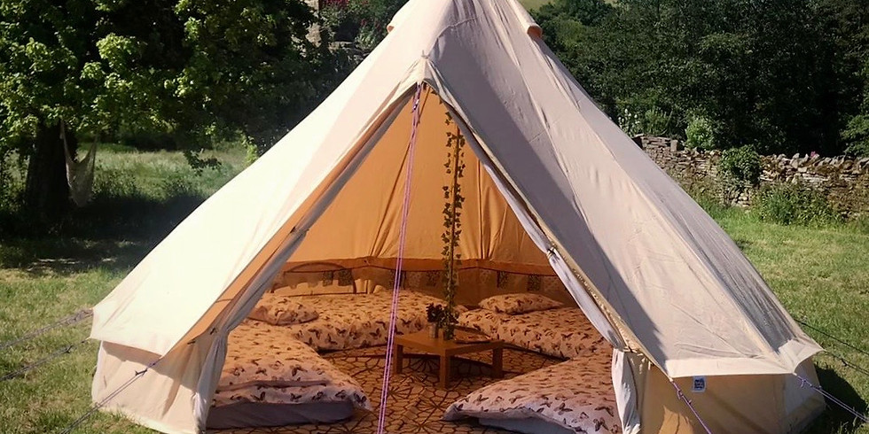 Mockfest At The Skirrid  GLAMPING (private)