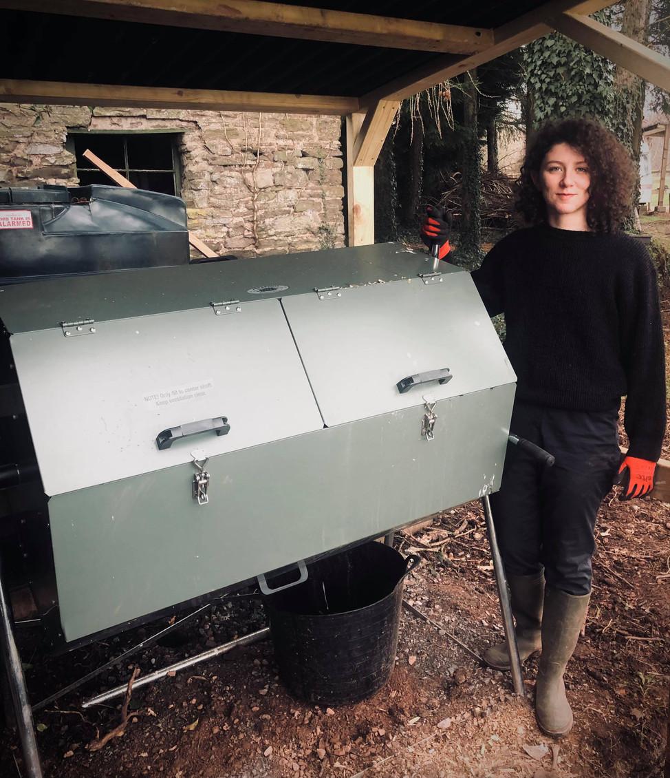 Composting - Food & Garden Waste