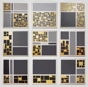 Golden Shades of Gray
