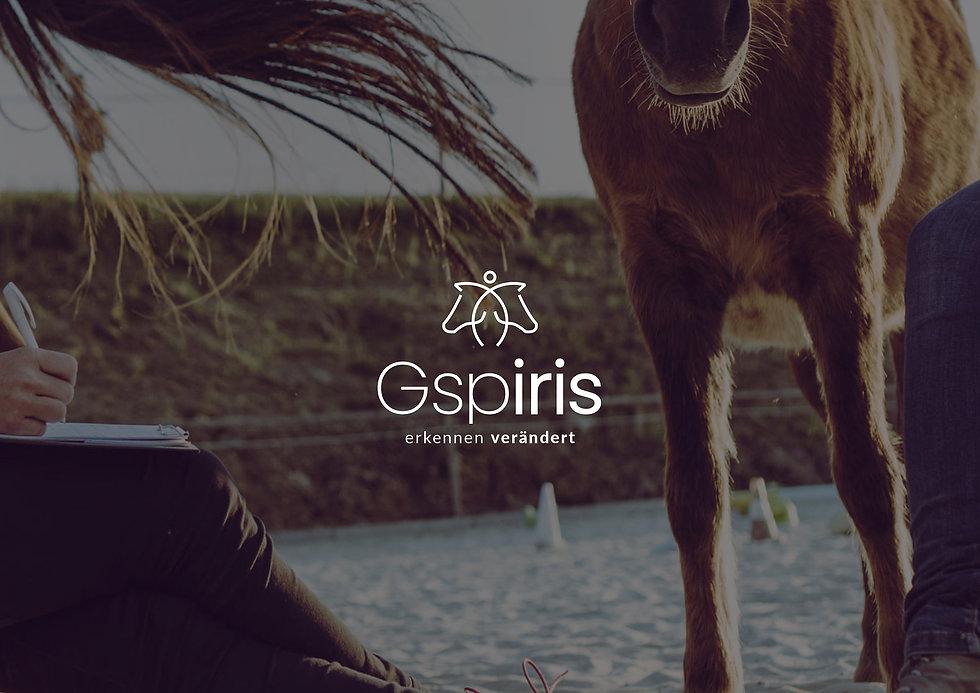 neues Logo für gspiris, by rizago design