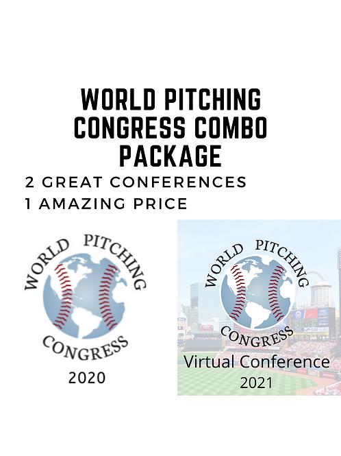 World Pitching Congress Digital Combo