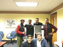 النادي السعودي ونادي اللغة العربية يطلقان برنامج تبادل العربية والإنجليزية