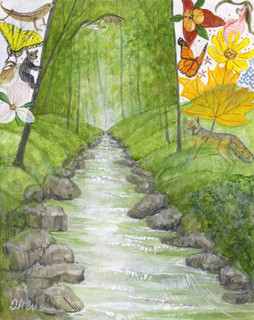 Roudy Creek