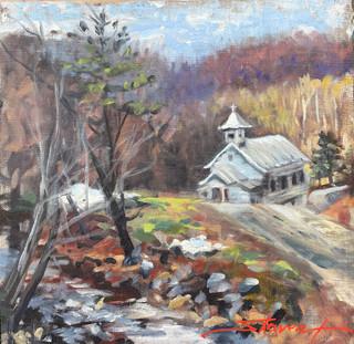 Plein WV Church