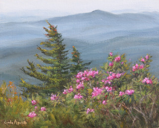 Rough Ridge Rhododendrons