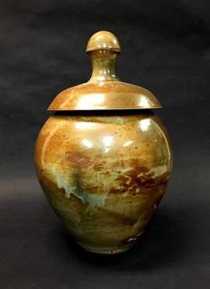 Lidded Jar #2, Alternate View