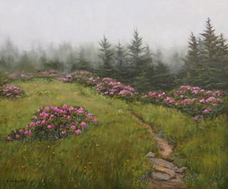 Far Over The Misty Mountains