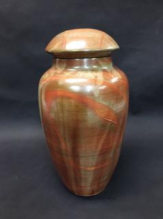 Lidded Jar #3