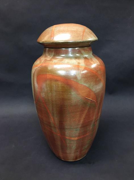 Lidded Jar #4