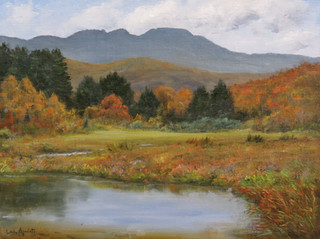Autumn on the Elk River