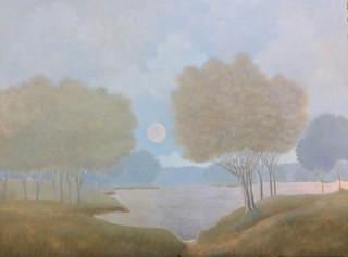 The Moon at 5