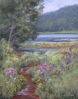 Late Summer Wildflowers Bass Lake