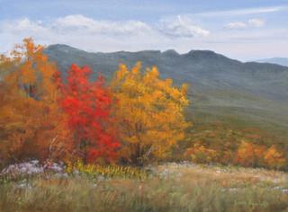 Mountain Autumn 12x16.