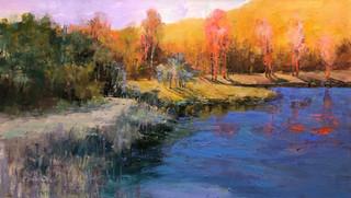 Bass Lake Late Fall