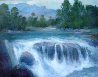 Mountain Stream of Grandfather