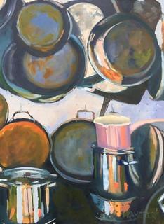 Mary Kamerer -The Pink Pot - 40x30.jpg