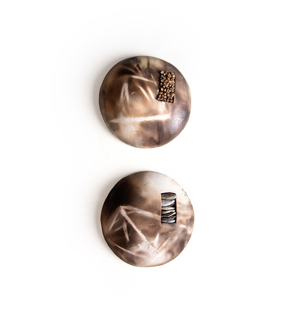 Small Dome Wall Pieces