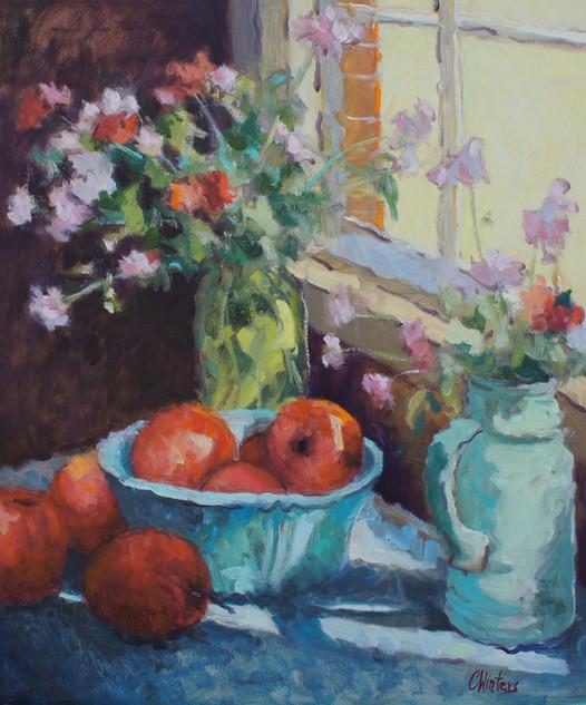 Wild Flowers & Apples