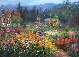 Egidio Antonaccio - Country Flower Garde
