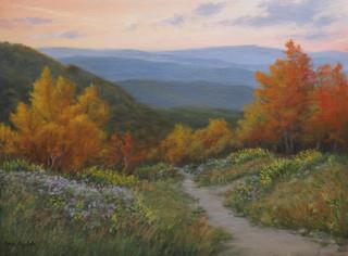 Autumn Slopes