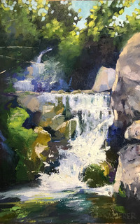 The Private Waterfall | SOLD