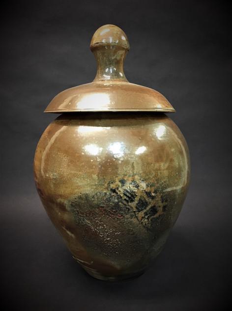 Lidded Jar #1