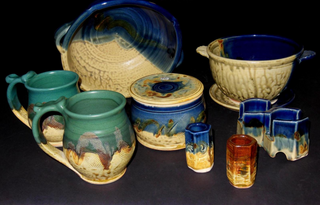 Functional Pottery Assortment