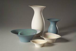 Porcelain Bowls & Vases