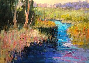 Andrew Braitman - Stidal Creek - 50x70.j